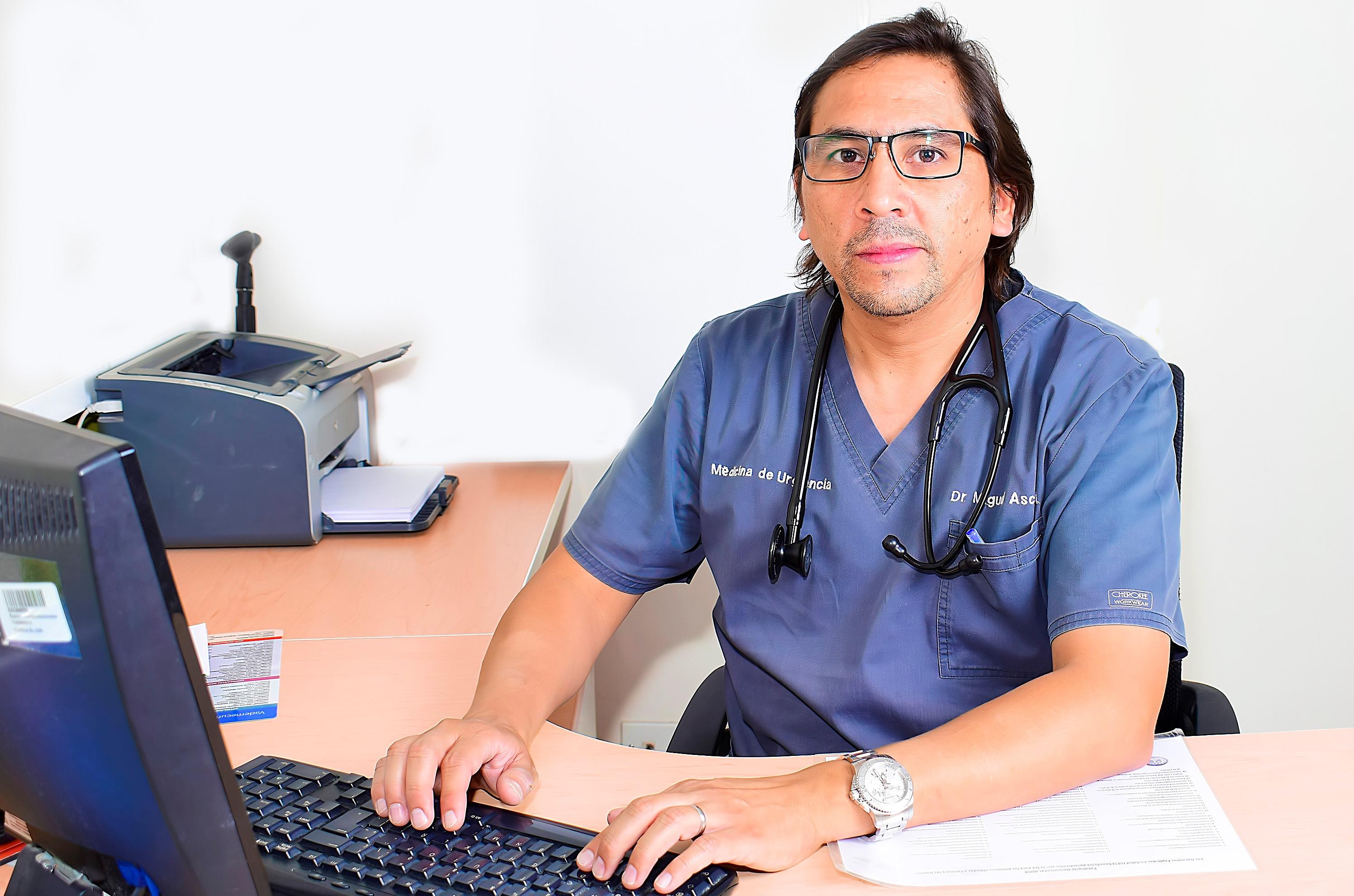 Especialista: Dr. Miguel Ascueta